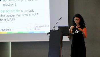 Keynote lecture presentation