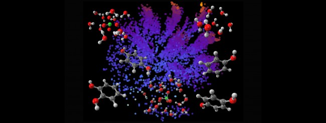 The partnership signed will allow to develop atomic-scale modeling to increase researchers' understanding of key chemical reactions and optimize the properties of the composites involved (©NCCR MARVEL)