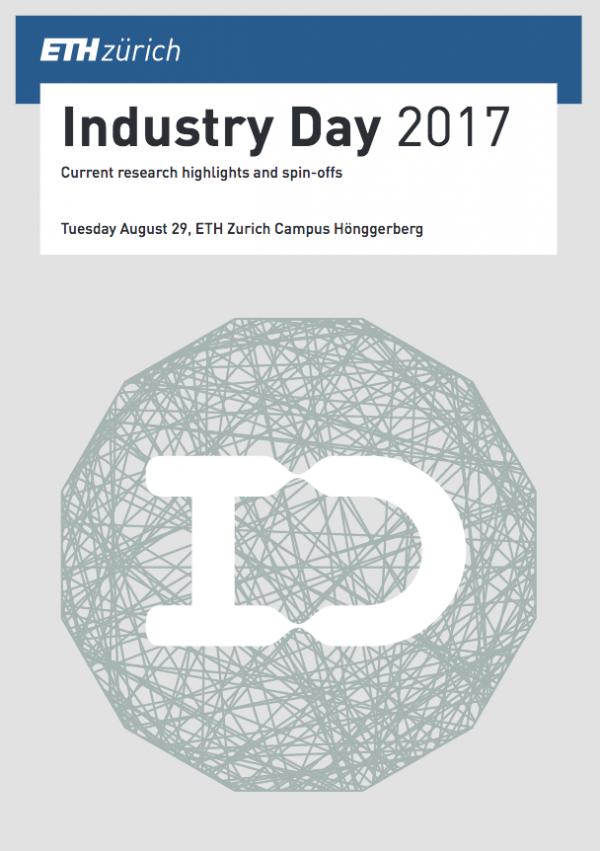 ETHZ Zurich Industry Day 2017 poster