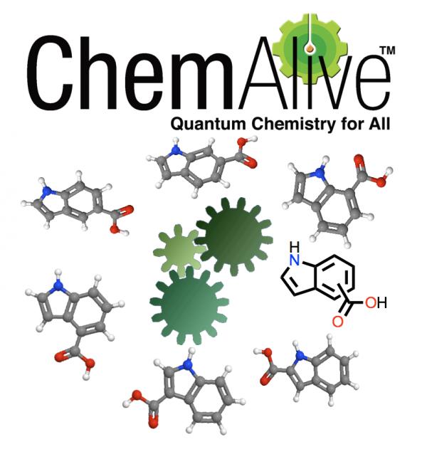 ChemAlive illustration