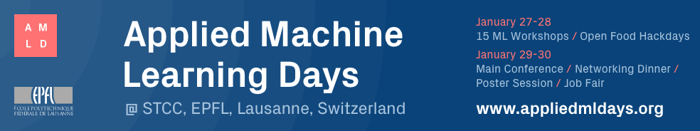 Banner Applied Machine Learning Days